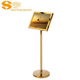 SITTY斯迪91.3021A不鏽鋼拆裝指示牌
