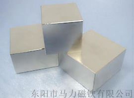 钕铁硼强力磁铁 正方形大方块磁铁 大型磁铁