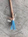 硅橡胶绝缘和护套铜丝编织屏蔽控制电缆厂家
