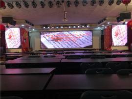彩能光电P4室内全彩屏(广深珠高速公路生活区)