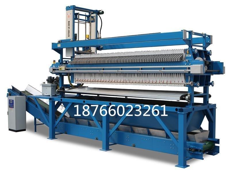 景津板框压滤机 节能高压隔膜压滤机