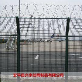 钢网护栏网 铁路护栏网 铁丝网片厂家