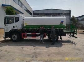 学校酒店配送热水的车-10吨12吨热水保温运输车