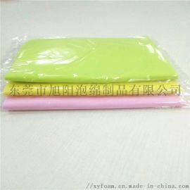 PVA吸水海绵毛巾 PVA卸妆海绵片清洁吸水海棉