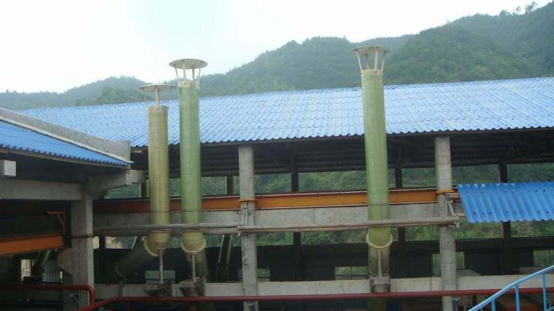电力夹砂玻璃钢管道