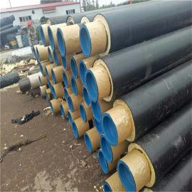 嘉兴 鑫龙日升 地埋聚氨酯发泡管DN700/730黑夹克螺旋保温钢管