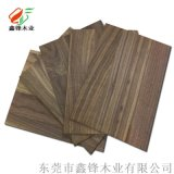 2.5mm黑胡桃直拼板傢俱裝修木板材實木板材廠家