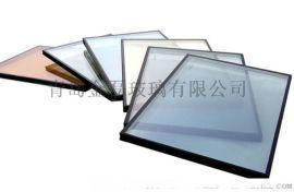 青岛夹胶镀膜中空玻璃厂