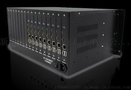 新锐视听 8路16路HDMI数字解码矩阵