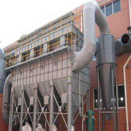 燃煤厂  锅炉除尘器定制 锅炉除尘器型号齐全 恒盟