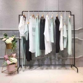 玫瑰皇后薄款毛衣服装批发市场的尾货处理 广东低档女装尾货尾货