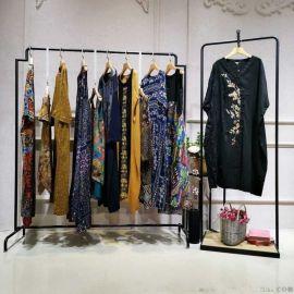 波尔羊北京女装尾货批发库房折扣 女装代理哪个品牌好