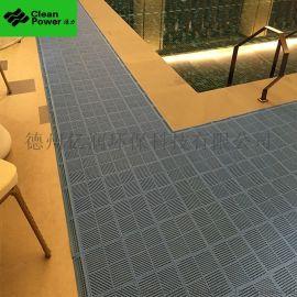 浴室防滑垫PVC卫浴拼接垫卫生间淋浴房酒店地垫