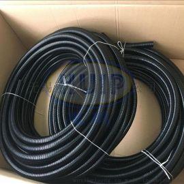 PA12双拼塑料波纹管 双层可分型软管 防UV