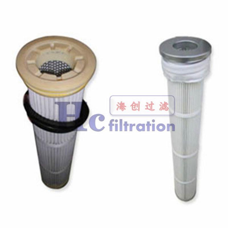 廠家直銷 拋丸機除塵濾筒 工業粉塵除塵濾筒