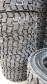 12-16.5轮胎钢丝块状花纹16层级加厚铲车轮胎