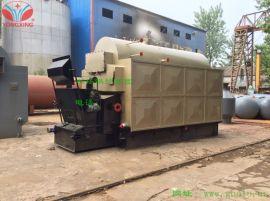 2吨链条炉排生物质成型燃料蒸汽锅炉