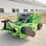 玉米秸秆打包机,行走式收割玉米秸秆粉碎打包机