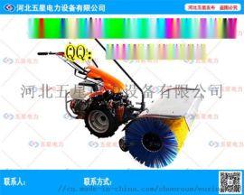 小型自走式扫雪机《操作省时省力》厂区单位小型扫雪机