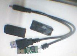 下载线(MINI 10P+PL2303)
