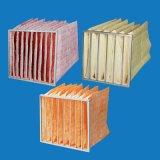中效袋式过滤器中效空气过滤器高温玻纤袋式过滤器F8中效过滤袋
