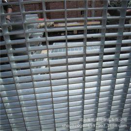 热镀锌钢格板厂家供应船厂码头平台钢格板