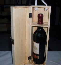 仿红木红酒盒