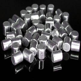 高纯铝粒99.999%高纯硬质合金CVD镀膜铝粒