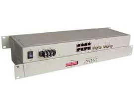 16路电话语音复用光端机(PCM8, PCM30, PCM16)