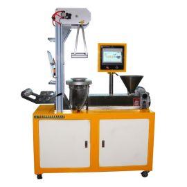 实验室自动吹膜机,色母填充料薄膜吹膜机