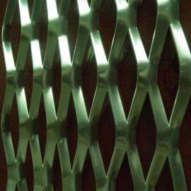 铝板拉伸网 铝合金装饰网 镀锌铝板网