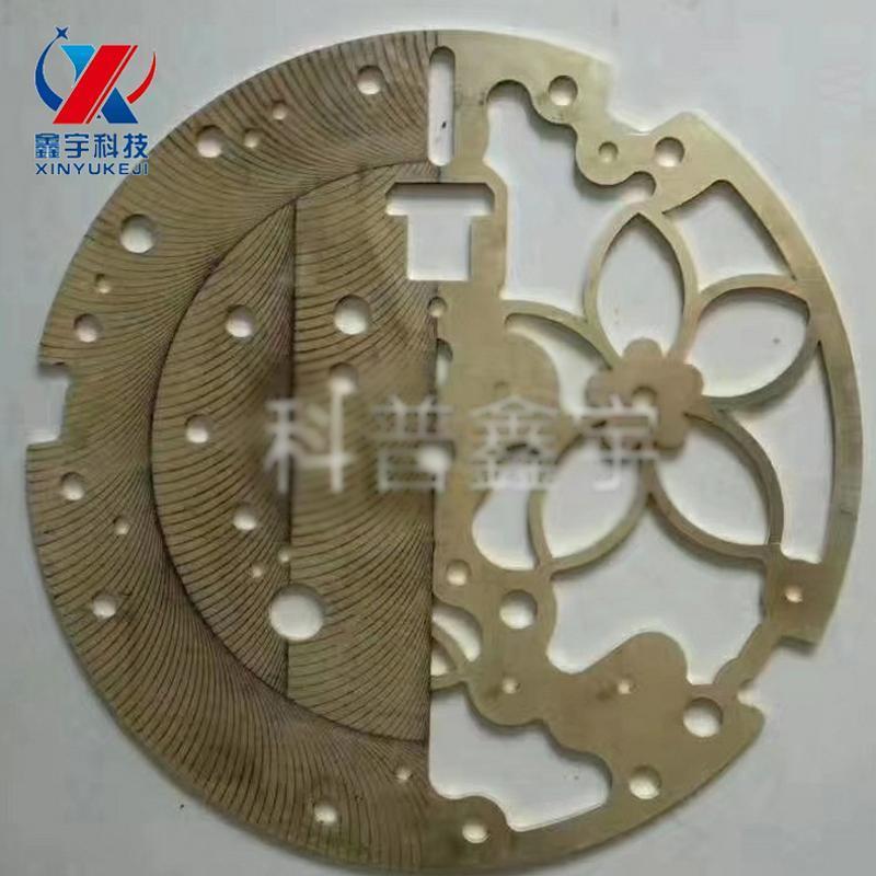 二手金属激光切割机 金属件加工切割机