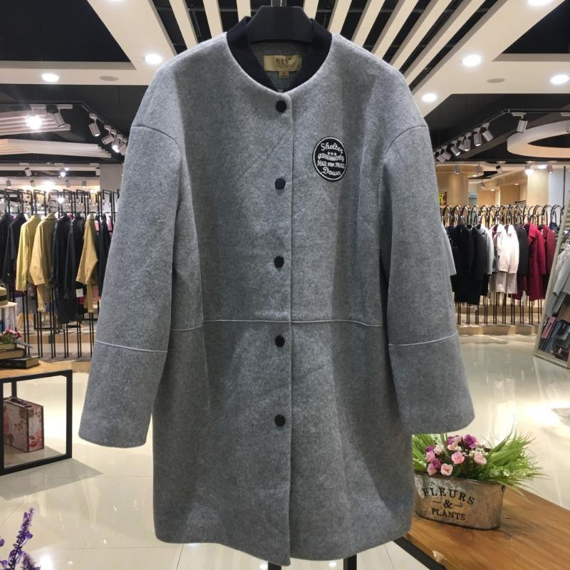 韩 家依呢子大衣系列女装外套 双面单面大衣一手尾货供应组货批发