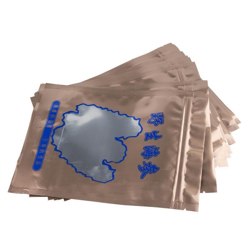 海参包装现货通用彩印海产品真空热压礼品袋食品塑料自立拉链袋子
