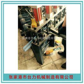 方管冲孔机厂家 方管冲孔机 全自动扁铁冲孔机