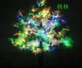 桃林LED树灯24V低压--七彩光纤圣诞树灯(5D02)