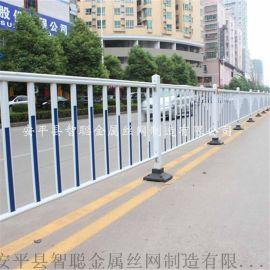 道路市政护栏 广告牌市政护栏市政工艺护栏