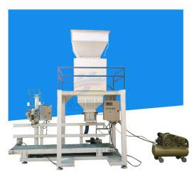 颗粒饲料定量包装机饲料包装机