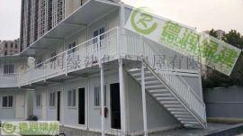 上海打包箱、活动房、箱式房、住人集装箱租赁生产厂家