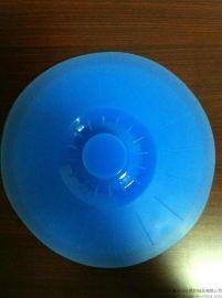 德力达硅胶制品提供加工生产蓝色圆形全硅胶式锅盖/盆盖