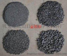 佛山**金刚砂滤料生产厂家,耐酸耐碱耐磨金刚砂滤料价格低