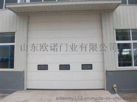 工业提升门 滑升门 电动工业门 垂直提升门
