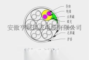 (橡套)計算機電纜DJVVRPL22(海淀區)