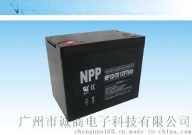 胶体蓄电池12V70AH|GEL BATTERY NPG12-70AH