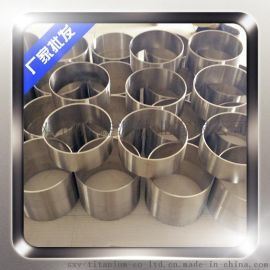 宝鸡厂家直销 TA2排气用钛管 薄壁钛合金管 各种材质无缝钛管定制