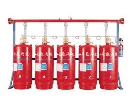 天津柜式七氟丙烷灭火装置