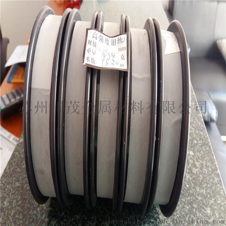 生产耐腐蚀优质高温钼丝 供应0.1-5.0mmMO1丝