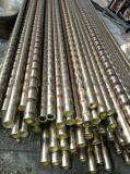 非标锡青铜管 Qsn6.5-0.1黑皮锡青铜管 锡青铜棒材
