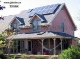 如何自建一套家庭光伏发电系统