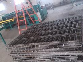 赤峰桥梁铺设钢筋网规格-集宁D6-8螺纹钢筋网片供货商-呼和浩特8个圆焊接钢筋网